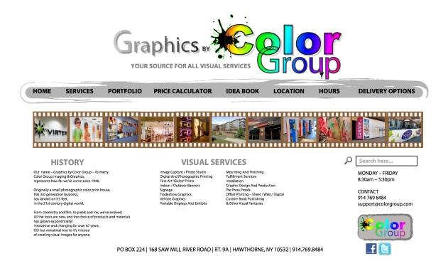 CG WEB PAGE DRAFT 1